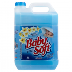Amaciante Baby Soft 5lt