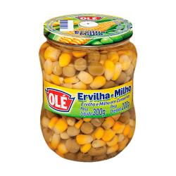 Ervilha e Milho Olé Copo 170gr