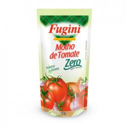 Molho Tomate Fugini Sachê 300gr Zero