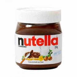 Creme Avelã Nutella Ferrero Pote 350gr