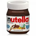 Creme Avelã Nutella Ferrero Vidro 350Gr