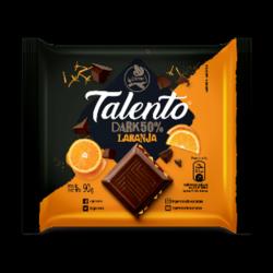 Chocolate Talento Dark 75gr Laranja