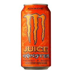 Energético 473ml Monster Khaos