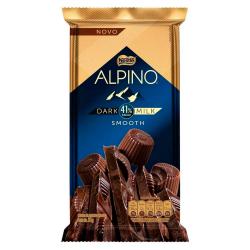 Chocolate Nestlé 85gr Alpino Dark Milk 4