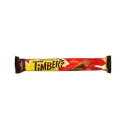 Chocolate Wafer Zero Timbers 27gr Choc a