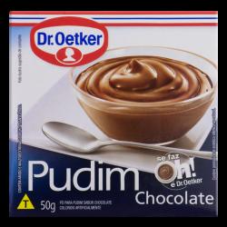 Pudim Dr. Óetker 50gr Chocolate