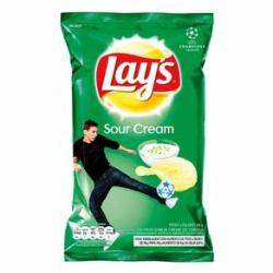 Batata Lays 135gr Sour CreamBatata Lays