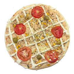 Pizza Pré Assada Frango & Catupiry Irmão