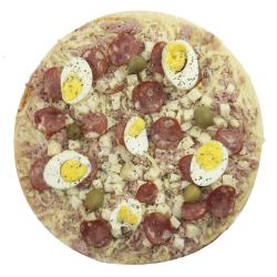 Pizza Pré Assada Portuguesa Irmãos Patro