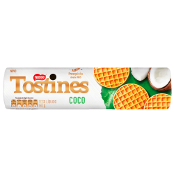 Biscoito Tostines 160gr Coco