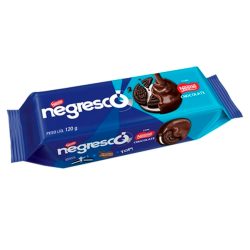 Biscoito Coberto Nestlé Negresco 120gr
