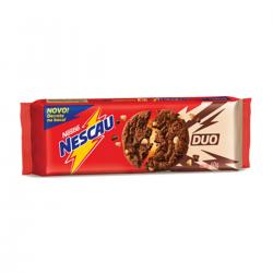 Biscoito Cookies Nestlé 60gr Nescau Duo