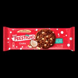 Biscoito Cookies Nesté 60gr Prestigio