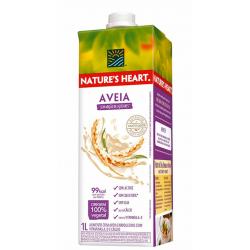 Bebida Vegetal Natures Heart 1lt AveiaBe