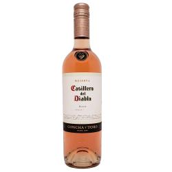 Vinho Casillero Del Diablo 750ml Rose
