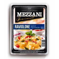 Raviolone Mezzani 350gr Parmesão