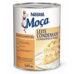 Sobremesa Láctea Leite Cond. Moça 2,6kg
