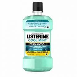 Antisséptico Bucal Listerine 500ml Leve