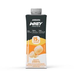Bebida Jussara Protein 250ml Banana