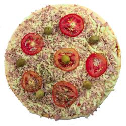 Pizza Pré Assada Presunto/Muçarela Irmão