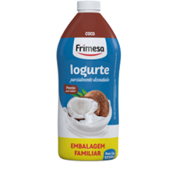 Iogurte Frimesa 1,250gr Coco
