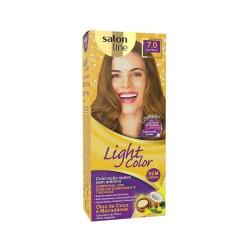 Coloração Salon Line Light 7.0 Louro Nat