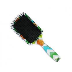 Escova Cabela Katy Colors Quadrada Abaca