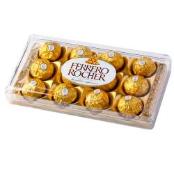 Bombom Ferrero Rocher com 12un 150gr