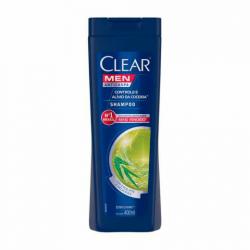 Shampo Clear Men 400ml Controle Coceira