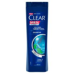 Shampoo Clear 400ml Men Ice Cool Menthol