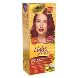 Coloração Salon Line Light 66.46 Vermelh
