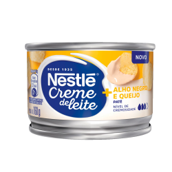 Creme de Leite Nestlé Lata 160gr Patê Al