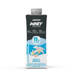 Bebida Jussara Protein 250ml Baunilha