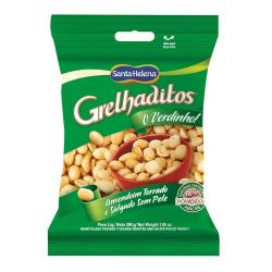 Amendoim Santa Helena Grelhaditos 200gr