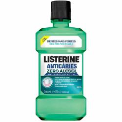Antisséptico Bucal Listerine 500ml Antic