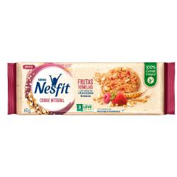 Biscoito Cookies Nesfit Nestlé 60gr Frut